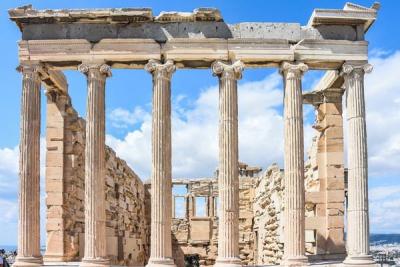 Греция - Афины - что посмотреть, где остановиться и чем заняться