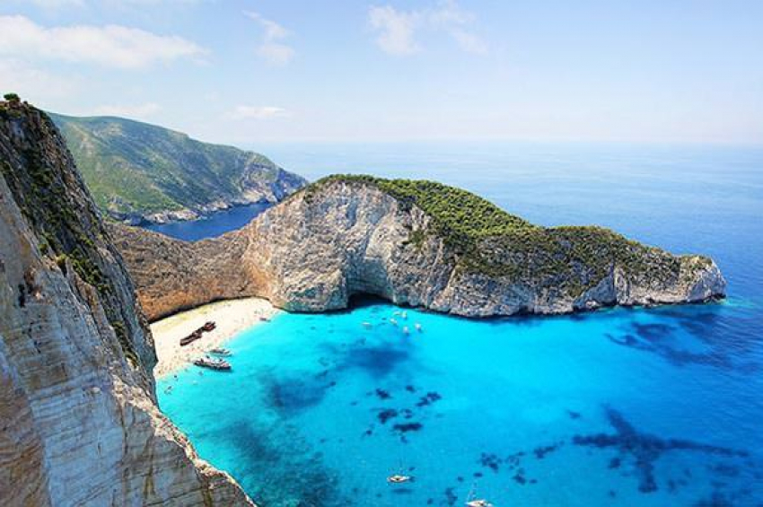 Греция - Остров Корфу - что посмотреть, где остановиться и вкусно покушать?