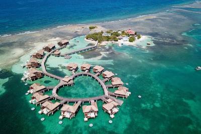 Порт-Антонио один из самых респектабельных курортов Ямайки